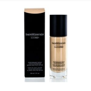 BareMinerals BarePro WARM LIGHT 07 Performance Liq